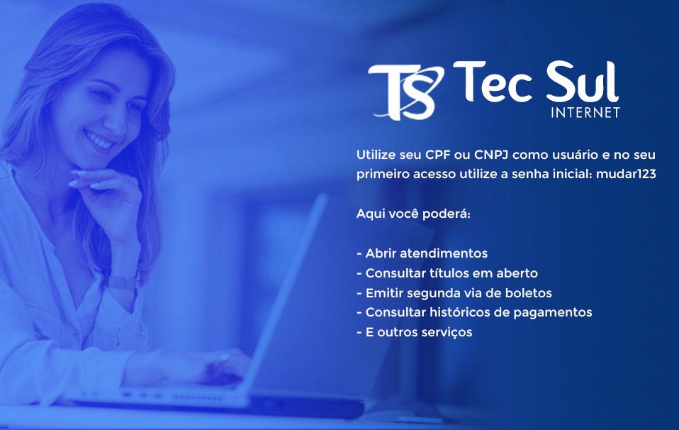 Central do Assinante TecSul